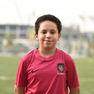Hamad Bin Khatem U14s