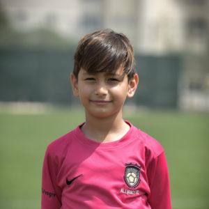 Majed Faqiri midfielder