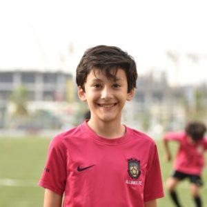 Dubai pro footballer