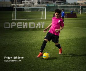 Open Day | Friday 14th June