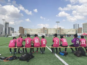 Dubai football academy term 3